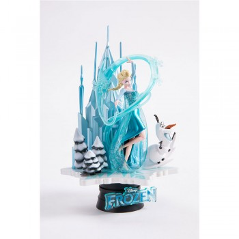 Disney Diorama D-Select Series Exclusive 6-Inch Statue - Frozen Special Edition (DS-005SP)