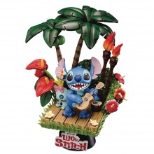 Disney Diorama D-Select Series Exclusive 6-Inch Statue - Stitch (DS-004)