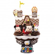 Disney Diorama D-Select Series Exclusive 6-Inch Statue - Tsum Tsum (DS-002)