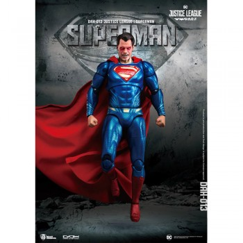 Justice League: Dynamic 8ction Heroes - Superman (DAH-013)
