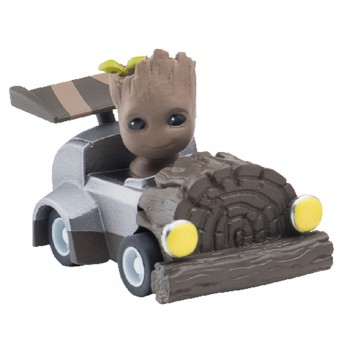 Marvel Avengers: Infinity War Pull Back Car Series - Groot
