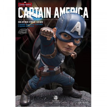 Marvel Captain America: Civil War Egg Attack - Captain America (EA-023)