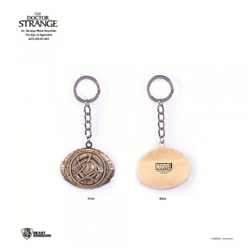 Doctor Strange: Metal Keychain - The Eye of Agamotto