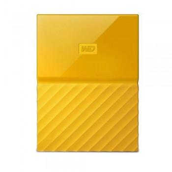 WD Western Digital My Passport USB 3.0 Hard Drive - 1TB Yellow (WDBYNN0010BYL)