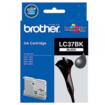 Brother LC-37 Black Ink